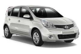 NISSAN NOTE 1.5L AC