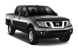NISSAN FRONTIER PICK UP 2.5