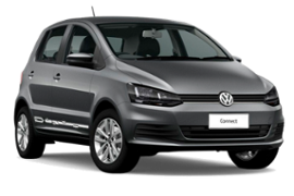 VOLKSWAGEN FOX CONNECT 1.6L