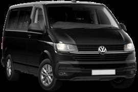 VW CARAVELLE TDI AUT