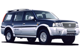 FORD EVEREST 2.5