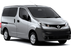 NISSAN NV200 MINI BUS