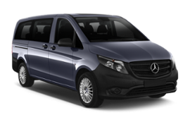 MERCEDES-BENZ VITO - 8 SEATS AUTOMATIC