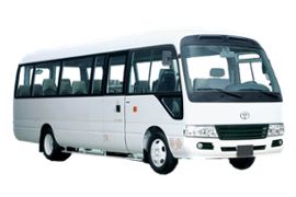 TOYOTA COASTER 23 SEATS
