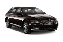 SKODA SUPERB COMBI TDI