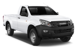 ISUZU SINGLE CAB 2.0