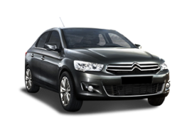 CITROEN C-ELYSEE 1.6 (CHINESE DRIVING LICENCE MANDATORY)