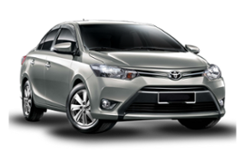 TOYOTA VIOS 1.5 (CHINESE DRIVING LICENCE MANDATORY)