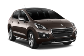 PEUGEOT 3008 2.0 (CHINESE DRIVING LICENCE MANDATORY)