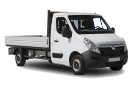 MERCEDES SPRINTER DROPSIDE