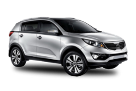 KIA SPORTAGE 2.4