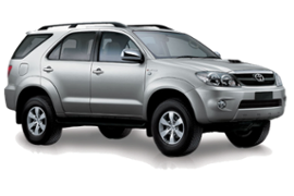 TOYOTA FORTUNER 4WD 2.8