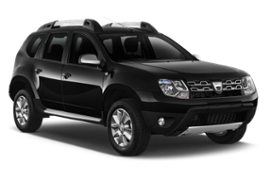 DACIA DUSTER 1.5 MANUAL 4WD