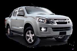 ISUZU KB 250 TWIN CAB 4WD 2.5