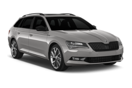 SKODA SUPERB 1.5 ESTATE SE TECH TSI