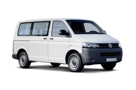 VW TRANSPORTER 9SEATS 2.0