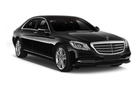 MERCEDES S CLASS W222 - CHAUFFEUR ONLY
