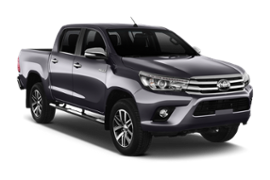 TOYOTA HILUX PICK UP D/C 2.7