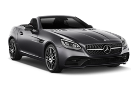 MERCEDES BENZ SLC COUPE