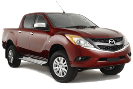 MAZDA BT50 4X4 DOUBLE CAB 2.2