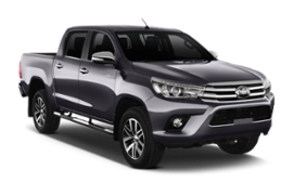 TOYOTA HILUX 4X4 DOUBLE CAB 2.5