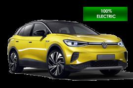 VW E GOLF ELECTRIC (270 KM)