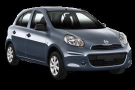 Europcar Greece Vehicle Guide